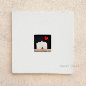 c-18-casetta-love-cornice-bianco-quadro-mosaico