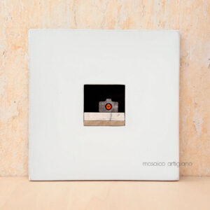 c-18-fotocamera-cornice-bianco-quadro-mosaico