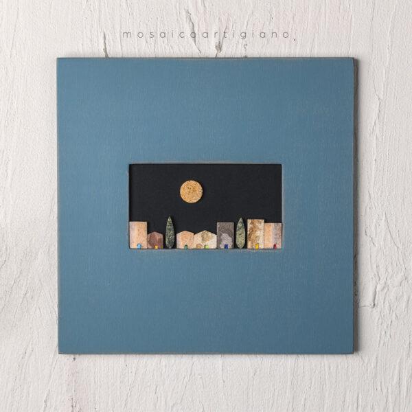 lato-35-casette-plus-cornice-blu-quadro-mosaico