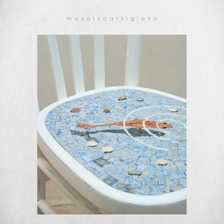 mosaico-complementi-arredo-sedia-pesce