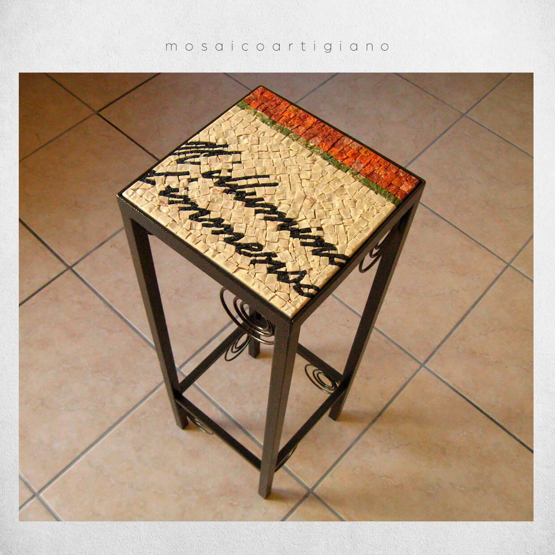 mosaico-complementi-arredo-sgabello